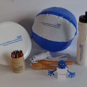NHS Promotional Merchandise for Kids