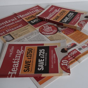 Design Services - Newspaper Inserts