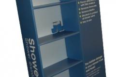 Free Standing Display Unit