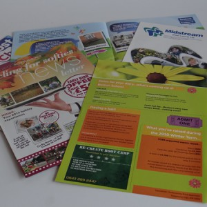 newsletter print services llandudno, North Wales