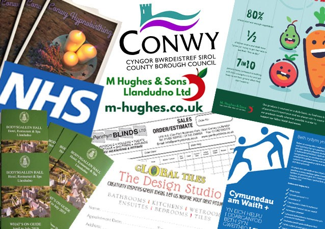 Printing for North Wales Businesses